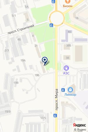 Отдел военного комиссариата Хабаровского края по г. Амурску и Амурскому району на карте Амурска