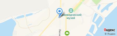 Центр Государственной инспекции по маломерным судам МЧС России по Хабаровскому краю на карте Амурска