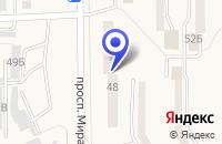 Схема проезда до компании СКЛАДСКАЯ БАЗА ЭЛИССА в Амурске