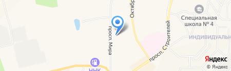 Амурская стоматологическая поликлиника на карте Амурска