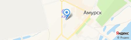 Lavanda на карте Амурска