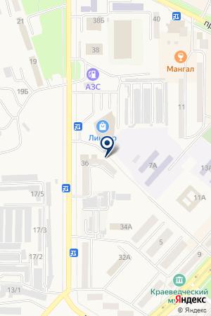 Форсаж на карте Амурска