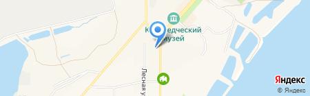 Жилсервис-4 на карте Амурска
