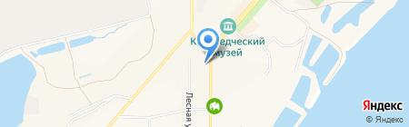 Елена на карте Амурска