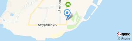 Руслан на карте Амурска