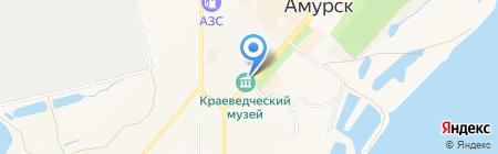 Мармелад на карте Амурска