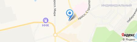 Олимп на карте Амурска