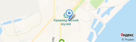 ЭГО-СПА на карте Амурска
