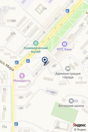 Платежный терминал, Восточный экспресс банк на карте Амурска
