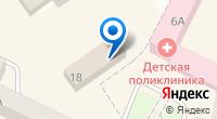 Компания Алмила на карте