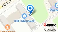 Компания Ёлка на карте