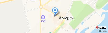 АвиаТур на карте Амурска