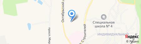 КЛЕОПАТРА на карте Амурска