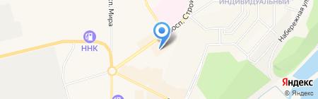 Специальная (коррекционная) общеобразовательная школа-интернат №14 на карте Амурска