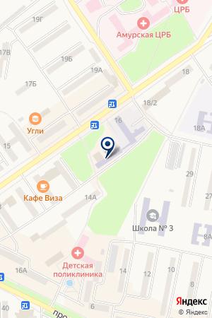ФотоМастер на карте Амурска