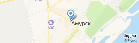 Компьютерный салон на проспекте Победы на карте Амурска
