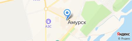 Свадебный салон на проспекте Победы на карте Амурска