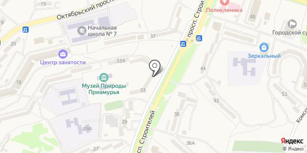 Млечный Путь. Схема проезда в Амурске