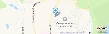Магазин промышленных товаров на проспекте Строителей на карте Амурска