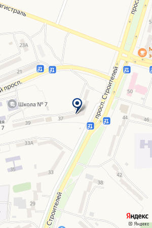 Государственная инспекция труда в Амурском районе на карте Амурска