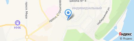 Магазин овощей и фруктов на Комсомольском проспекте на карте Амурска