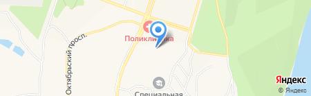 Детский сад №48 на карте Амурска