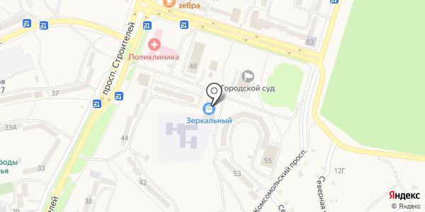 Беата. Схема проезда в Амурске