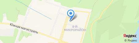 Магазин промышленных товаров на карте Амурска