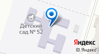 Компания Детский сад №52, Кораблик на карте