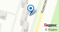 Компания ЭМАН на карте