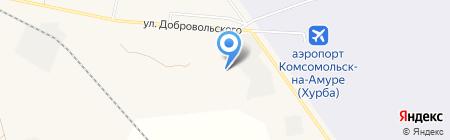 Почтовое отделение №62 на карте Хурбы
