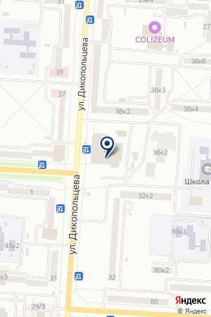 АПТЕЧНЫЙ КИОСК ПМК-83 на карте Комсомольска-на-Амуре