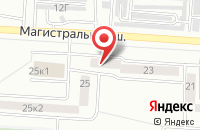 Схема проезда до компании Клеркъ в Комсомольске-На-Амуре