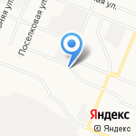 ТОРГСЕРВИС на карте Комсомольска-на-Амуре