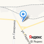 Альтернатива на карте Комсомольска-на-Амуре