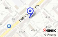 Схема проезда до компании Стимул в Комсомольске-на-Амуре