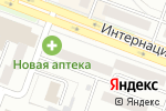 Схема проезда до компании РайтЛекс в Комсомольске-на-Амуре