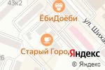 Схема проезда до компании Арнис в Комсомольске-на-Амуре