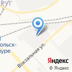 Новые стены на карте Комсомольска-на-Амуре