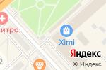 Схема проезда до компании КОМСОМОЛКА в Комсомольске-на-Амуре