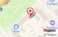 Схема проезда до компании Диарт в Комсомольске-На-Амуре
