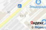 Схема проезда до компании Ахтамар в Комсомольске-на-Амуре