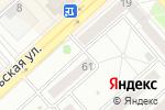 Схема проезда до компании Продуктовый киоск в Комсомольске-на-Амуре