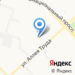 Сказка на карте Комсомольска-на-Амуре