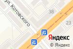 Схема проезда до компании Di NapoLi в Комсомольске-на-Амуре
