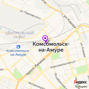 Территориальный консультативно-диагностический центр на карте