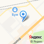 Травмпункт на карте Комсомольска-на-Амуре