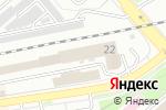 Схема проезда до компании ВСТК-РОСТ в Комсомольске-на-Амуре