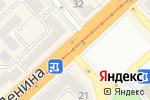 Схема проезда до компании Лига квартир в Комсомольске-на-Амуре