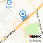 Вип Стиль на карте Комсомольска-на-Амуре
